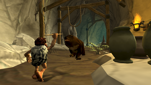 Caveman Hunter - screenshot