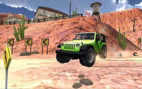 SUV 4x4 Driving Simulator