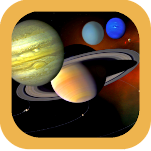 Solar System Planets English