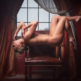 Have a seat by Dennis Bater - Uncategorized All Uncategorized ( nude,  )