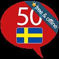 App Learn Swedish - 50 languages APK for Windows Phone