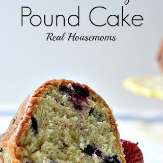 Blueberry Poundcake Recipes