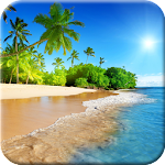 Real Beach HD Live Wallpaper 1.113510 Apk