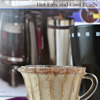 Homemade Cinnamon Coffee Creamer