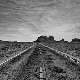 by Kevin Whitaker - Black & White Landscapes