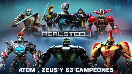 Real Steel 1.37.6 APK 1