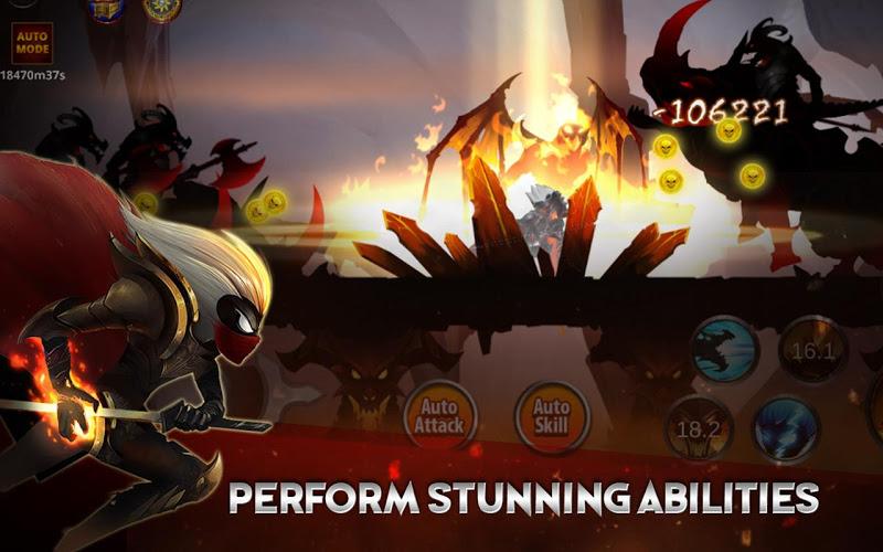 Stickman Legends: Shadow of War Screenshot 12