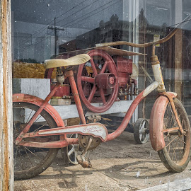 by Adam C Johnson - Transportation Bicycles
