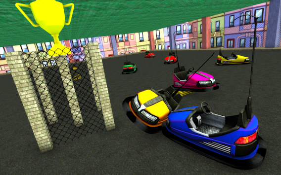 Bumper Cars Unlimited Fun APK screenshot thumbnail 2