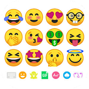 New Emoji for Android 8 For PC