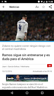 Free Download MARCA - Diario Líder Deportivo APK for Samsung