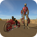 Moto Robot APK for Bluestacks