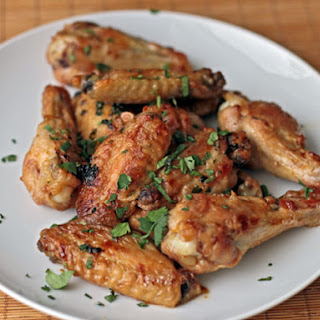 Thai Curry Chicken Wings Recipes