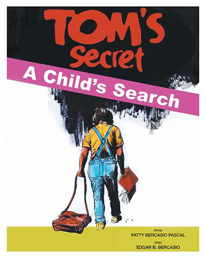 Tom's Secret cover