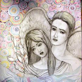 by Vesna Disich - Illustration Sci Fi & Fantasy