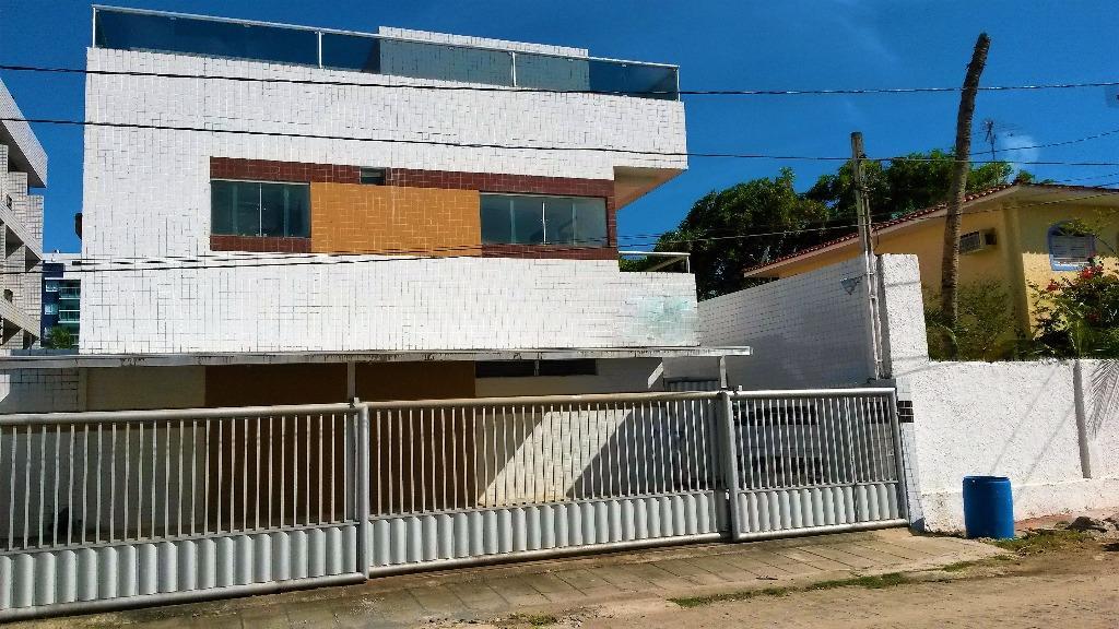 Apartamento Duplex residencial à venda, Areia Dourada, Cabedelo.