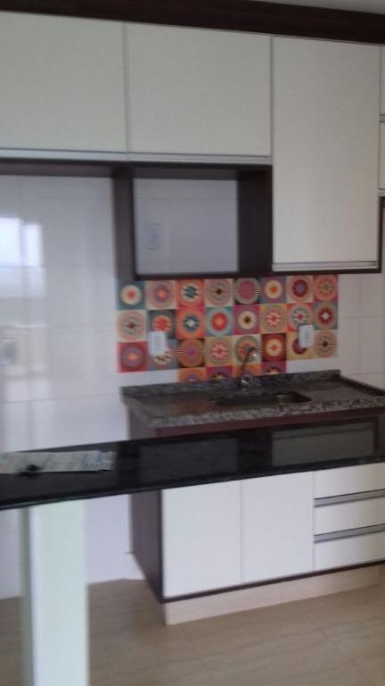 Apartamento à Venda - Jardim Vivendas