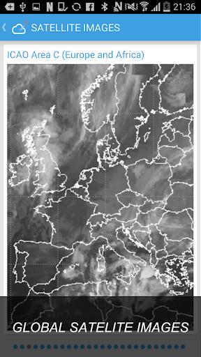 Sky MET - Aviation Meteo - screenshot