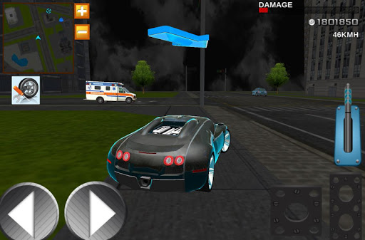 Furious Fast Taxi Driver 2015 - screenshot