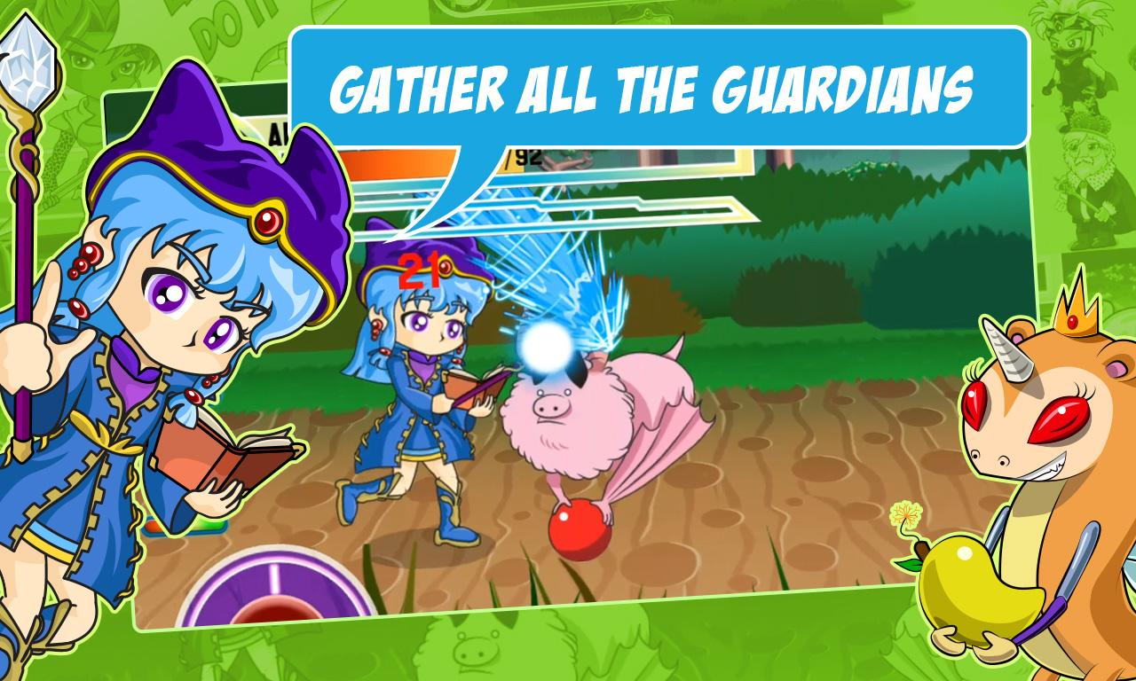 Gumon - Action RPG Screenshot 3