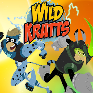 wild kratts adventure