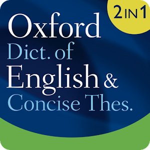 Oxford Dict of English & Thes