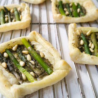 Asparagus Puff Pastry Recipes