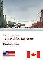 The Story of the 1917 Halifax Explosion and the Boston Tree