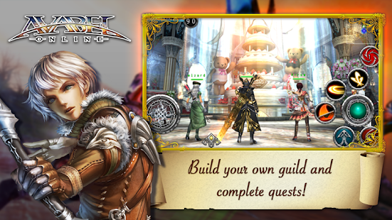 Online RPG AVABEL [Action]- screenshot thumbnail