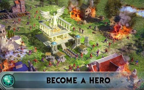 Download Android Game Game of War - Fire Age for Samsung