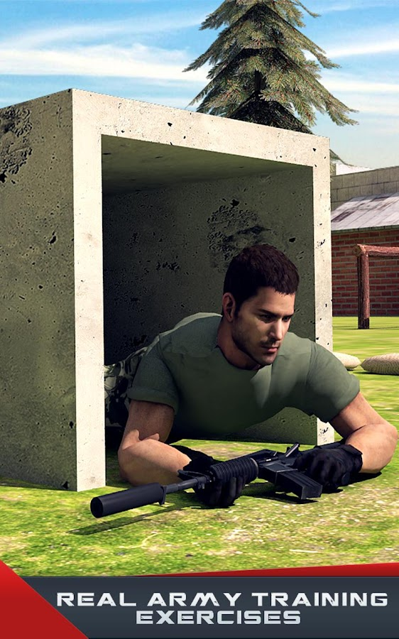 US Army Trainingskurse Spiel android spiele download
