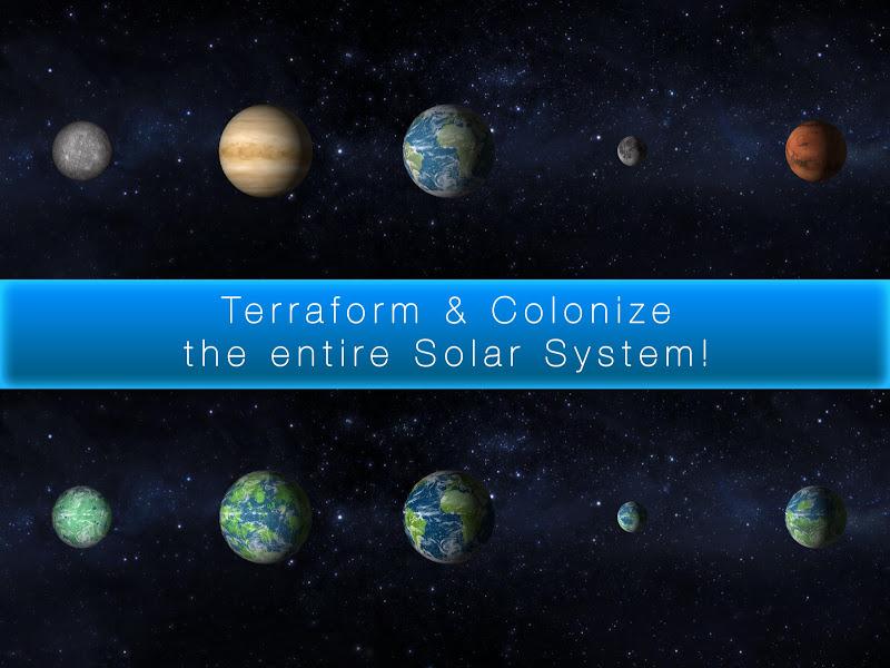 TerraGenesis - Settle the Stars! Screenshot 10