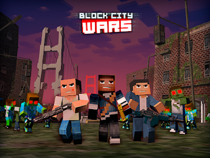 Block City Wars for pc