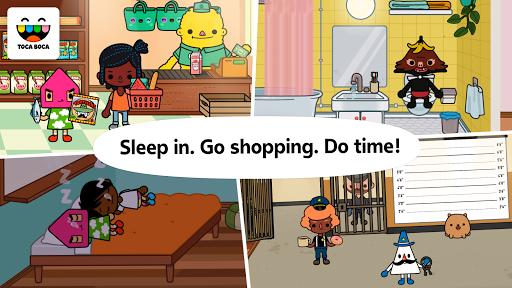 Toca Life: Town screenshot 2
