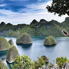 Indonesia  by Rika Av - Landscapes Travel