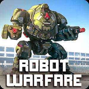 ROBOT WARFARE ONLINE For PC / Windows 7/8/10 / Mac – Free Download