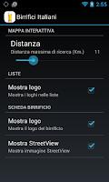 Screenshot of Birrifici Italiani