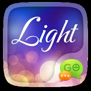 (FREE) GO SMS LIGHT THEME For PC