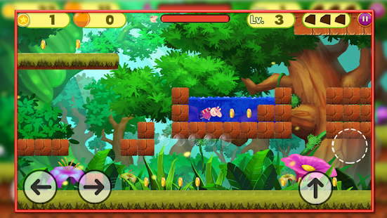 Pepa Pige Amazing Adventure APK for Bluestacks