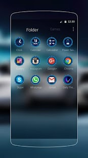 Fast Car for Huawei Mate 8 - screenshot