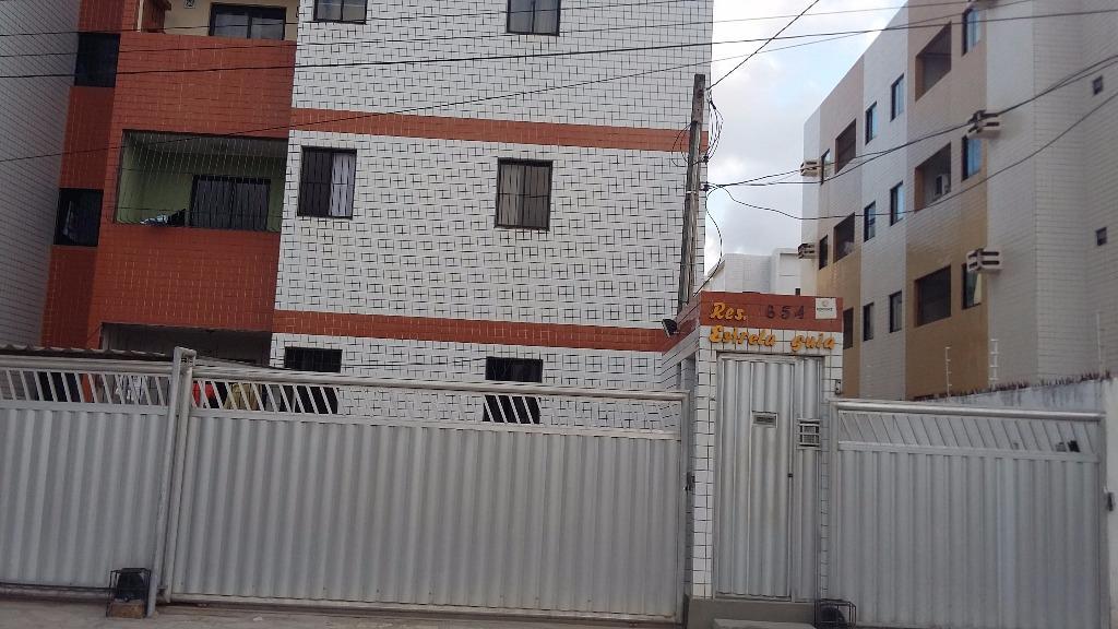 Apartamento residencial à venda, Jardim Cidade Universitária, João Pessoa - AP5030.