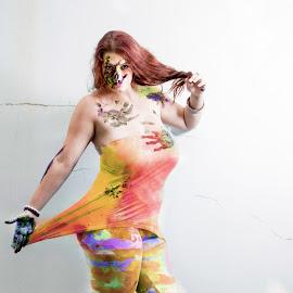 by Sven Slabbert - People Body Art/Tattoos