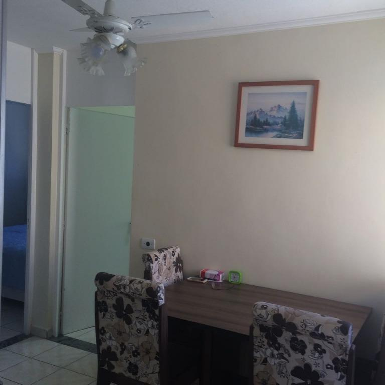 Apartamento residencial à venda, Jardim do Vovô, Campinas.