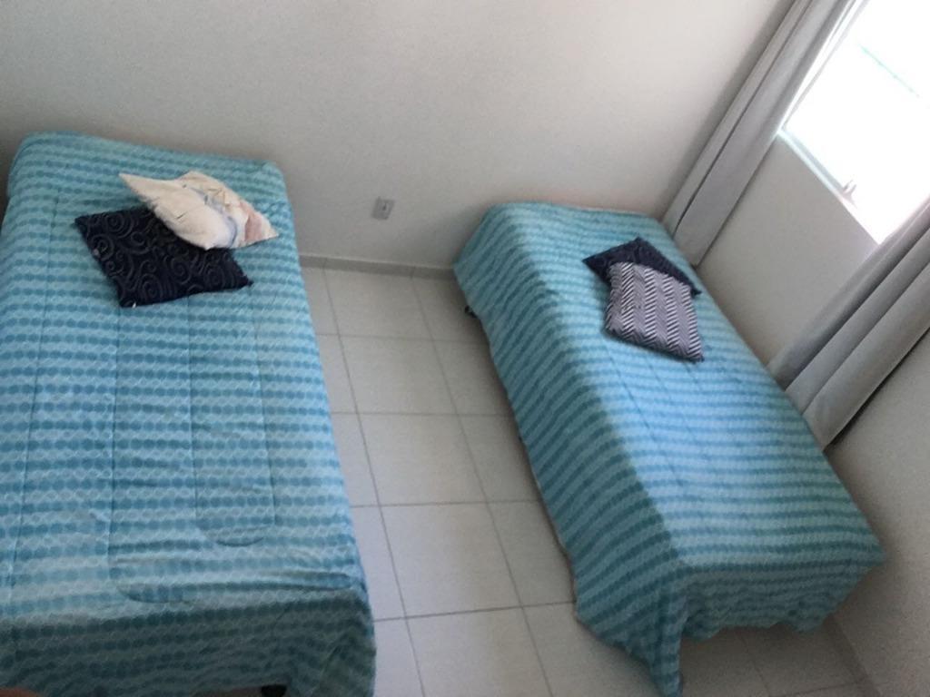 Casa com 2 dormitórios à venda, 59 m² por R$ 160.000 - Carapibus - Conde/PB