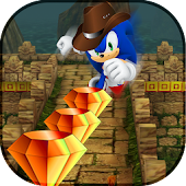 Game Sonic Cowboy Temple Dash apk for kindle fire