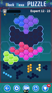Block Hexa Puzzle Screenshot