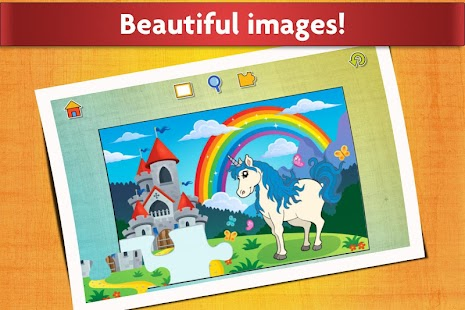 Jigsaw Puzzles Game for Kids & Toddlers 🌞