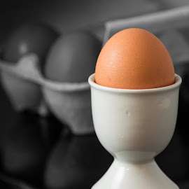 3 Minute Egg by Ray Ebersole - Food & Drink Ingredients