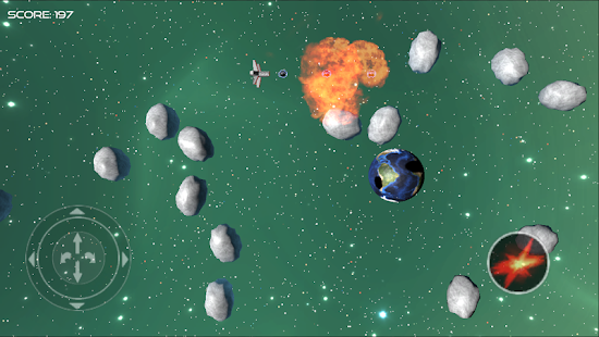 StellarInvasion - screenshot