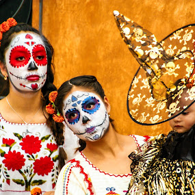Day of the Dead, Mexico by Alister Munro - Public Holidays Halloween (  )